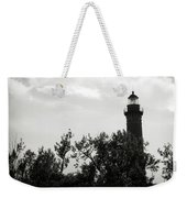 Lighthouse Weekender Tote Bag by Michelle Wermuth