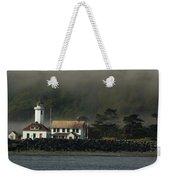 Lighthouse - Port Wilson Weekender Tote Bag