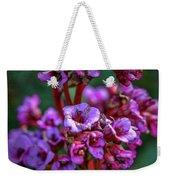 Lilac #h9 Weekender Tote Bag
