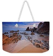Little Corona Del Mar Beach Vi Weekender Tote Bag