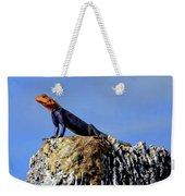 Lizard Lips Weekender Tote Bag