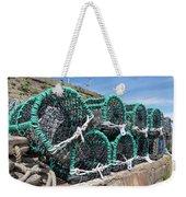 Lobster Pots Weekender Tote Bag