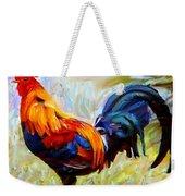 Local Chickens Weekender Tote Bag