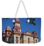 Lockhart Courthouse Weekender Tote Bag