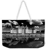 Loire Castle, Chateau De Chambord Weekender Tote Bag