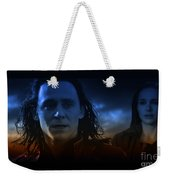 Loki And The Dead World Weekender Tote Bag