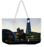London South Bank 1 Weekender Tote Bag