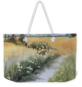 Looking Towards Canadian  Cascades Weekender Tote Bag