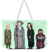 Lord Of The Hill Weekender Tote Bag