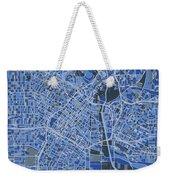 Los Angeles Map Retro 5 Weekender Tote Bag