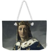 Louis Viii, King Of France Weekender Tote Bag