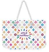 Louis Vuitton Monogram-12 Weekender Tote Bag