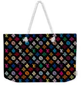 Louis Vuitton Monogram-4 Weekender Tote Bag