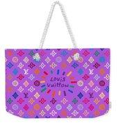 Louis Vuitton Monogram-5 Weekender Tote Bag