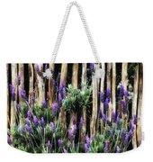 Love Of Lavender Weekender Tote Bag