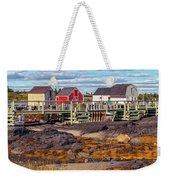 Low Tide At Blue Rocks 05 Weekender Tote Bag