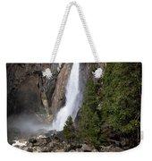 Lower Yosemite Fall Weekender Tote Bag