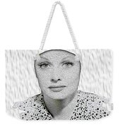 Lucille Ball 2a Weekender Tote Bag
