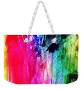 Luxe Splash  Weekender Tote Bag by Rachel Maynard