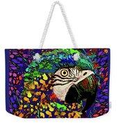 Macaw High II Weekender Tote Bag