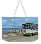 Macmillan Pier Provincetown Cape Cod Massachusetts 03 Weekender Tote Bag
