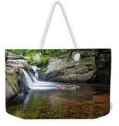 Mad River Falls Weekender Tote Bag by Nathan Bush