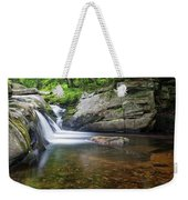 Mad River Falls Weekender Tote Bag