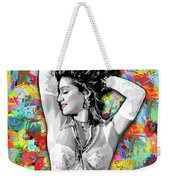 Madonna Boy Toy Weekender Tote Bag