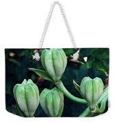 Madonna Lilies Weekender Tote Bag