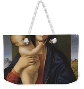 Madonna With The Child  Weekender Tote Bag