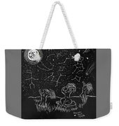 Maidens Of The Eath And Sky Weekender Tote Bag