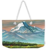 Majestic Mount Cook Weekender Tote Bag