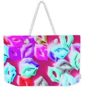 Making Out A Sensual Scene Weekender Tote Bag