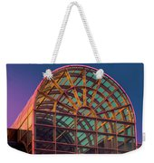 Mall Sundown Weekender Tote Bag