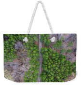 Manistee Pines Panorama Weekender Tote Bag
