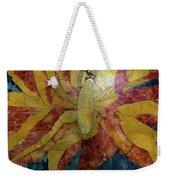 Marble Majesty Weekender Tote Bag