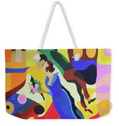 Marc And Bella Chagall Weekender Tote Bag