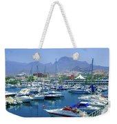Marina Of Costa Adeje Weekender Tote Bag