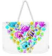 Marine Love Weekender Tote Bag