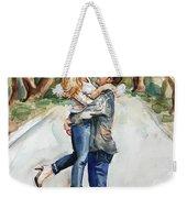 Marry Me Weekender Tote Bag