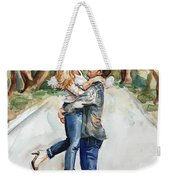 Marry Me Weekender Tote Bag