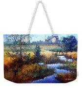 Marsh Living Weekender Tote Bag