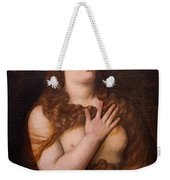 Mary Magdalene Repentant Weekender Tote Bag