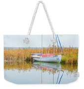 Masovian Lake Weekender Tote Bag