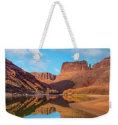 Mat Martin Point And The Colorado Weekender Tote Bag