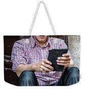 Matt Weekender Tote Bag