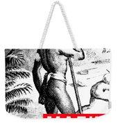 Matua Weekender Tote Bag by MB Dallocchio