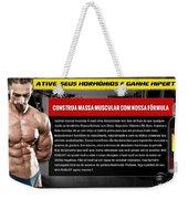 Max Robust Xtreme Weekender Tote Bag