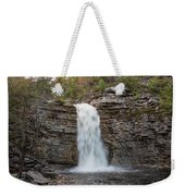 May Evening At Awosting Falls II Weekender Tote Bag