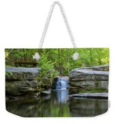 May Morning At Split Rock Weekender Tote Bag